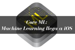 machine learning, coreml, ios