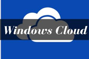 windows 10 cloud, windows cloud